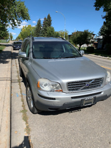 2007 VOLVO XC-90 LOW MILEAGE, DRIVE LIKE NEW, SAFEST FAMILY CAR