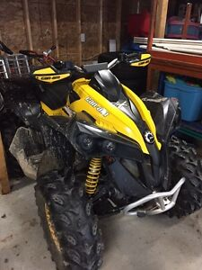 2014 can am renegade 800xxc