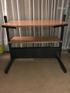 Desk for Computer/Office. Adjustable Height. Free