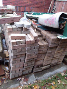 Various landscaping stones for sale!