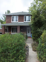 4 Bedroom house for rent, October 1st