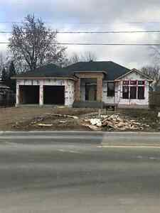 6355 Matchette Road - currently under construction