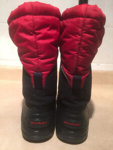 Kids Sorel Winter Boots Size 7 London Ontario image 3