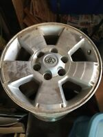 Toyota Tacoma factory rims four in total