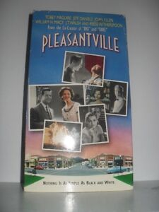 VHS Pleasanville(Tobey Maguire, Jeff Daniels, Reese Witherspoon)
