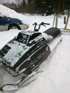 Need a piston for rotax 377 ski doo