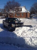 Snow Plow Shovler/Driver Needed