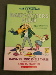 The Baby-Sitters Club - Dawn and the Impossible Three