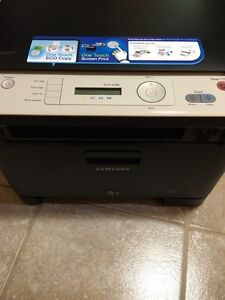 Selling Samsung CLX 3185 printer in excellent condition!