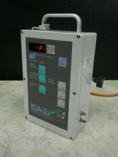 BIO-TEK IDA-2 PLUS INFUSION DEVICE ANALYZER with 30 Days money back guarantee!