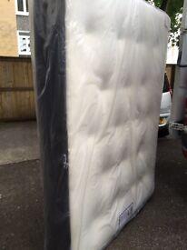 Fantastic brand new double mattress