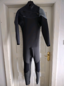 Jobe Yukon 5/3 winter wetsuit MT