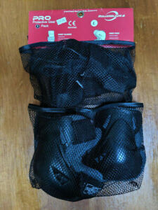 RollerBlades Hand\Knee Guards || Excellent Shape & Clean