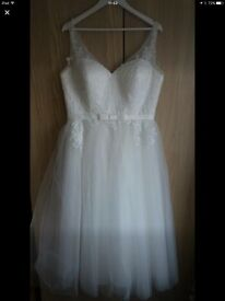 Elite wedding dress