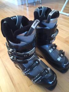 Bottes de ski Salomon XFit Fusion Comfort grandeur 26 pour homme