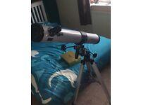 Seben 900-76 reflector telescope big pack