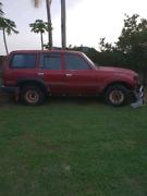 Wrecking Toyota Landcruiser Holloways Beach Cairns City Preview