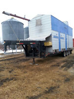 Mobile Grain Cleaner for sale