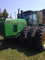 8970 Jd 4wd tractor