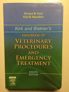 Veterinary Procedures and Emergency Treatment