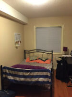 Furnished Room (w/ Ensuite Washroom) (ALL FEMALE) for SPRING '16