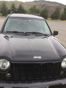 Jeep Liberty Sport SUV,