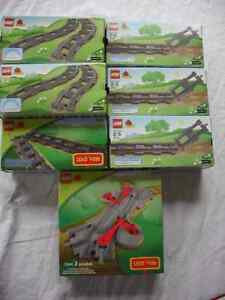 LEGO Duplo Train Tracks - new & unopened - RETIRED products Kingston Kingston Area image 1