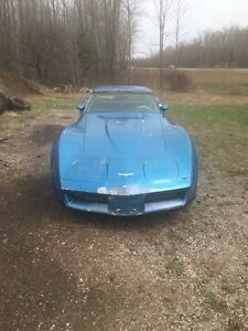 For Sale - 1980 Corvette (Parts Car)