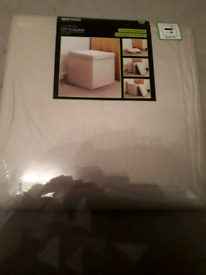Collapsible Ottoman (Brand New)