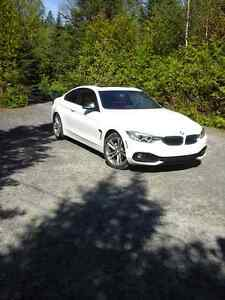 2014 BMW 4-Series 428i Xdrive sport Coupé (2 portes) GPS