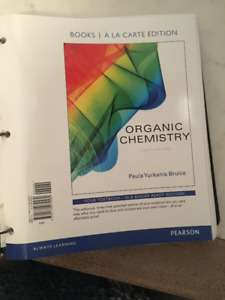 Dalhousie Textbooks for Organic Chem 2401
