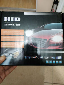 H.I.D.  H11 HEADLIGHT KIT. 8000K