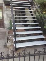 soudure generale-escalier-balcon-fabrication-reparation-et plus
