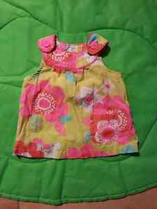 Baby girl summer clothes 3-6 month