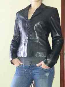 DANIER LEATHER JACKET   Cambridge Kitchener Area image 1