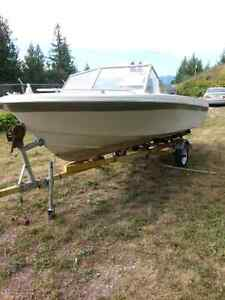 Reinell 17ft 90hp outboard! Great all around boat