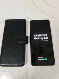 Samsung galaxy A71 128gb immaculate condition unlocked