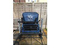 Preston innovations seat box