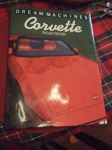 Corvette Hardcover Book by Richard Nichols