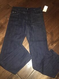 Brand new boys Hugo Boss jeans. 100% genuine, age 12. £30