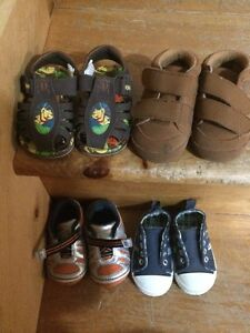 Infant Size 3 Footwear (gender neutral)