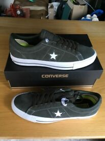 Brand New Men's Converse One Star Pro Ox UK Size 9