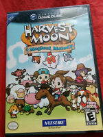 HARVEST MOON MAGICAL MELODY NINTENDO GAMECUBE