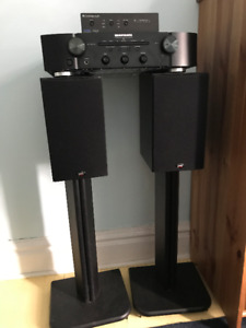 Marantz Amp/PSB Speakers/Cambride Audio DAC