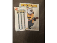 Minions Annual 2016 And 3-Pack Of Pencils