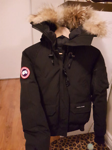 Canada goose xs winter coat