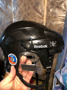 Reebok adjustable helmet size small