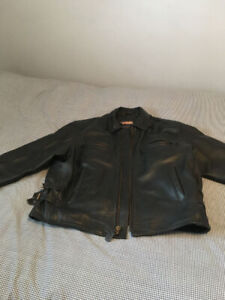 """VINTAGE """"EASY RIDER MAGAZINE"""" COLLECTION LEATHER JACKET"""