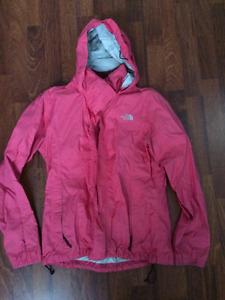 Salmon/Pink NorthFace Jacket