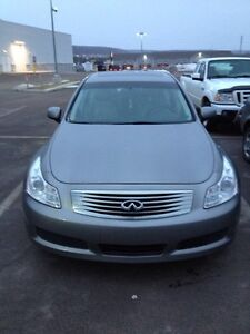 REDUCED 2007  AWD Infiniti g35x loaded with extras OBO